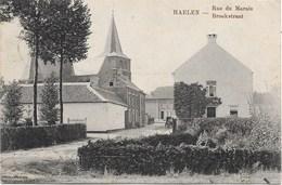 Haelen NA2: Broekstraat 1914 - Halen
