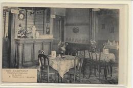KALMTHOUT:  TOOG-HOTEL DES CHASSEURS-HOELEN - Kalmthout
