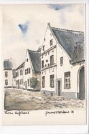 Jérome Mertens, Painting, Used Postcard [22680] - Fine Arts