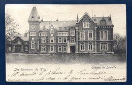 Wanze. Château De Lamalle. 1904 - Wanze