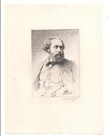 Célestin Nanteuil -portrait (eau-forte) - Engravings
