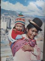La Paz, Visita Del Papa Juan Pablo II - Bolivie
