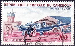 Karemun - Streitkräfte Luftwaffe (Mi.Nr.: 478) 1966 - Gest Used Obl - Cameroun (1960-...)