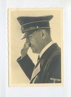 1941/42 3.Reich Photo Hoffmannkarte Der Führer Mit Satzfrankatur Wiedereingliederung Mi 806-809 Mit Vier Versch.  SST - Briefe U. Dokumente