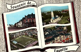 76] Seine Maritime  : Fauville En Caux   /LIVRE /LOT 641 - France
