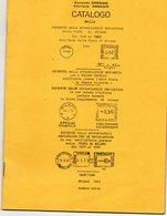 CATALOGO - FLORIANO ORNAGHI - IMPRONTE AFFRANCATRICI MECCANICHE FIERA MILANO DAL 1928 AL 1993 - Italy