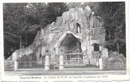 Vaux-les-Rosières NA1: La Grotte De ND De Lourdes - Vaux-sur-Sûre