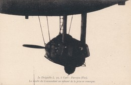 CPA - France - (83) Var - Cuers - Le Dirigeable L. 72 - Nacelle Du Commandant - Cuers