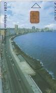 TARJETA TELEFONICA DE CUBA (MALACÓN HABANERO) (335) - Cuba