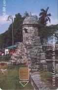 TARJETA TELEFONICA DE CUBA (LA GARITA DE LA MAESTRANZA) (336) - Cuba