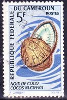 Karemun - Kokosnuss (Cocos Nucifera) (Mi.Nr.: 510) 1967 - Gest Used Obl - Cameroun (1960-...)