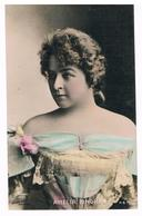 CPA : Actrice USA - Amelia BINGHAM  1869/1927 - Artisti
