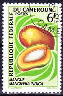 Karemun - Mango (Mangifera Indica) (Mi.Nr.: 511) 1967 - Gest Used Obl - Cameroun (1960-...)
