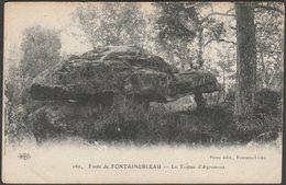 Le Tortue D'Apremont, Forêt De Fontainebleau, C.1910s - Siron CPA - Fontainebleau