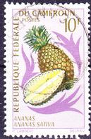 Karemun - Ananas (Ananas Comosus) (Mi.Nr.: 513) 1967 - Gest Used Obl - Cameroon (1960-...)