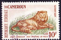 Karemun - Löwe (Panthera Leo) (Mi.Nr.: 403) 1964 - Gest Used Obl - Cameroun (1960-...)