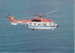 AVIATION - HELICOPTERE -  AEROSPATIALE - AS 332 L SUPER PUMA - Helicópteros