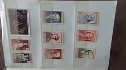 Collection ** De France Années 50-60 Dont Bonnes Séries. Côte Sympa. A Saisir !!! - Briefmarken