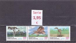 Guinea Ecuatorial  -  Serie Completa Nueva**  (Fauna Animales - Wildlife Animals) - 1/268 - Guinea Ecuatorial