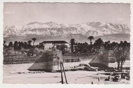 26626 MARRAKECH, Maroc : Les Remparts Année 52, N° 7photo Bertrand - Marrakech