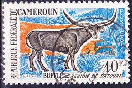 Kamerun - Watussirind (Mi.Nr.: 364) 1962 - Gest Used Obl - Cameroun (1960-...)