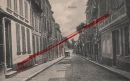 (Oise) Noyon - 60 - Militaria : Carte Allemande, Rue Saint-Eloi (animée) Circulé 1915 (Feldpost) - Noyon