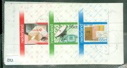 NEDERLAND * NVPH 1223  In Blok Block  *  POSTFRIS GESTEMPELD - Periode 2013-... (Willem-Alexander)