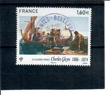 Yt 5069 Serie Artistique - Charles Gleyres - France