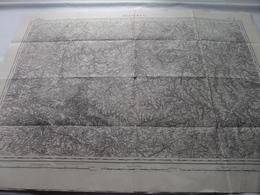 Mézières ( Flle 9 ) Schaal / Echelle / Scale 1: 320.000 ( Smith / Hacq / Dornick ) - ( Voir / Zie Photo) - Geographical Maps