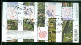 NEDERLAND * 2015 * NVPH 3302  In Blok Block  *  POSTFRIS GESTEMPELD - Period 2013-... (Willem-Alexander)