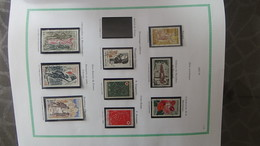 Collection De France Oblitéré à Compléter De 1972-73 à 1994. A Saisir !!! - Collections (en Albums)