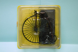 Del Prado -  VELO PENNY FARTHING 1870 Bicyclette NBO 1/15 - Motorcycles