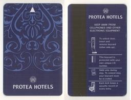 SOUTH AFRICA Hotel Key Card PROTEA HOTELS - Hotel Keycards