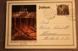( 1982 ) GS DR  P 250  Gestempelt  -   Erhaltung Siehe Bild - Deutschland