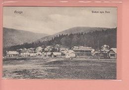 OLD   POSTCARD ROMANIA -  AZUGA - Roumanie