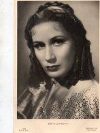 ELENA  ZARESCHI  ,  Elina  Lazzareschi  ,  Attrice  , Cinema - Actors