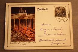 ( 1983 ) GS DR  P 250  Gestempelt  -   Erhaltung Siehe Bild - Deutschland