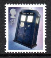 GREAT BRITAIN 2013 50th Anniversary Of Dr Who/TARDIS: Single Stamp (ex PSB) UM/MNH - 1952-.... (Elizabeth II)