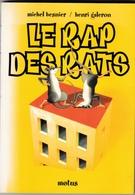 Le Rap Des Rats - Michel Besnier & Henri Galeron - 75 Pages - Petits Poèmes Joliment Illustrés - éd. Motus - Poésie
