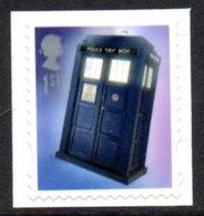 GREAT BRITAIN 2013 50th Anniversary Of Dr Who/TARDIS: Single Stamp (ex Booklet) UM/MNH - Ongebruikt