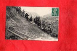 F1301 - Route D'AURIS - 38 - Et Le Pont De La Sarenne - Autres Communes