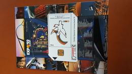Telecarte Espagne Expo 92 Neuve - Spagna