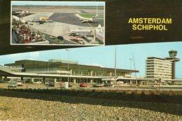 Amsterdam SCHIPHOL - 1946-....: Moderne