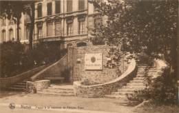Belgique - Namur - Plaque à La Mémoire De Félicien ROPS - Dans Le Parc - Namur