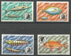 Ascension - 1970 Fish MNH **   SG 126-9 - Ascension