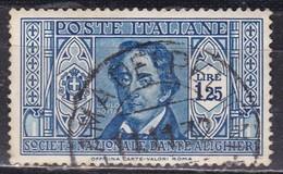 Regno D'Italia, 1932 - 1,25 Lire Carlo Botta - Nr.310 Usato° - 1900-44 Vittorio Emanuele III