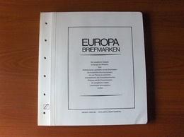 EUROPA CEPT FOGLI ANNO 2005 COMPLETO + PARTE ANNO 2006 USATI MA IN OTTIME CONDIZIONI - OCCASIONE!!!!!! - Europa-CEPT