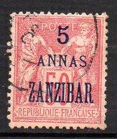 Col11    Zanzibar N° 28 Neuf X MH  : 55,00 Euros - Zanzibar (1894-1904)