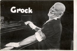 Grock Musikaclown Scala - Zirkus