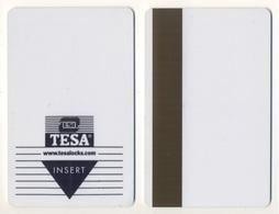 TESA Hotel Keycard Key Card - Hotel Keycards